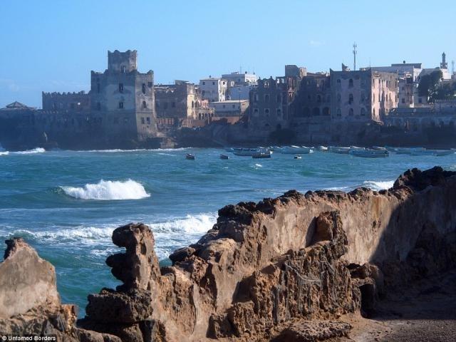 Путешествие по Сомали. Интересные картинки