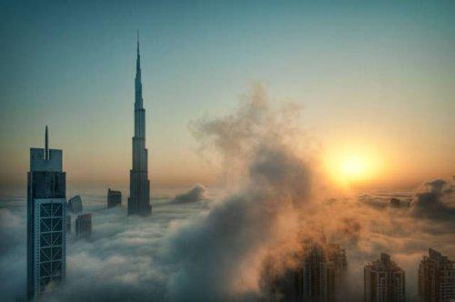 Тем временем в Дубае. Путешествия по Востоку