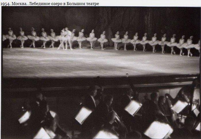 Ленинград и Москва в 1954 году. Путешествие в СССР