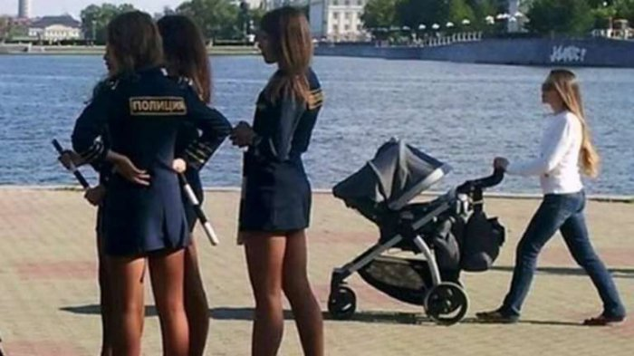 Такое только в России... Весёлые путешествия