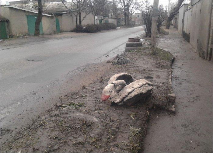 Ужасы детских площадок. Такое увидишь только в России