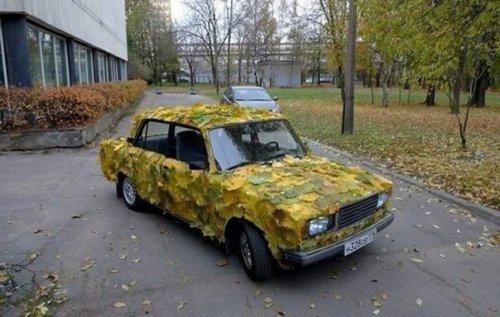 Автомобильные приколы. Картинки про автомобили