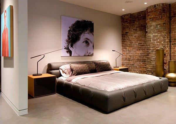 Квартира, о которой мечтает любой холостяк.