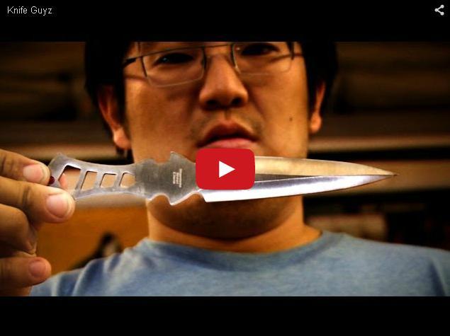 Метатели ножей 80 уровня