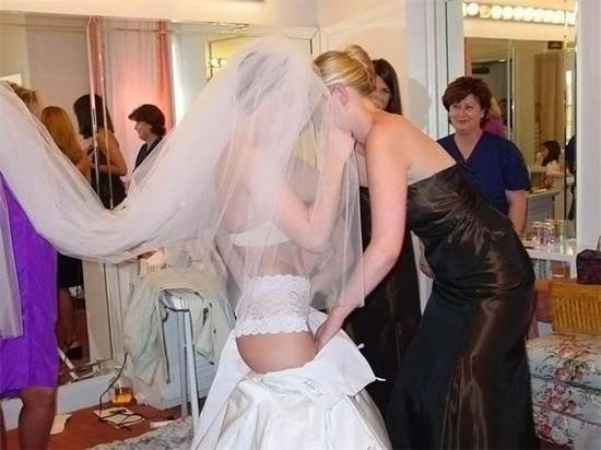 Дикие свадебные фотографии. Смешные картинки
