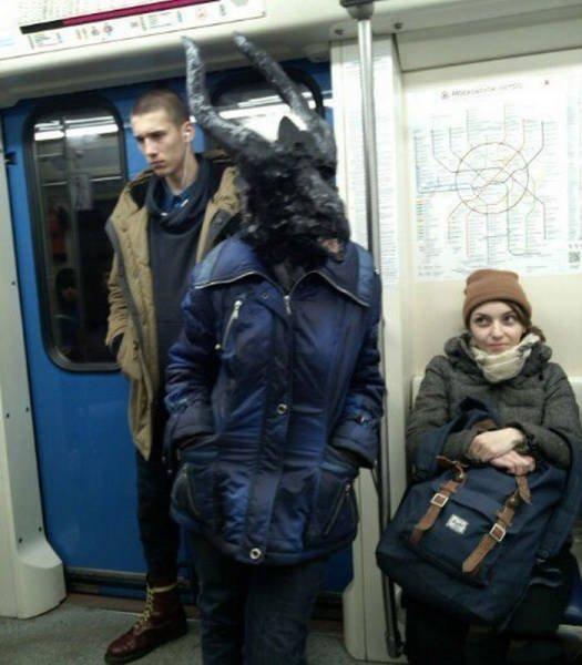 Такое увидишь только в России. Смешные фотографии нашей страны