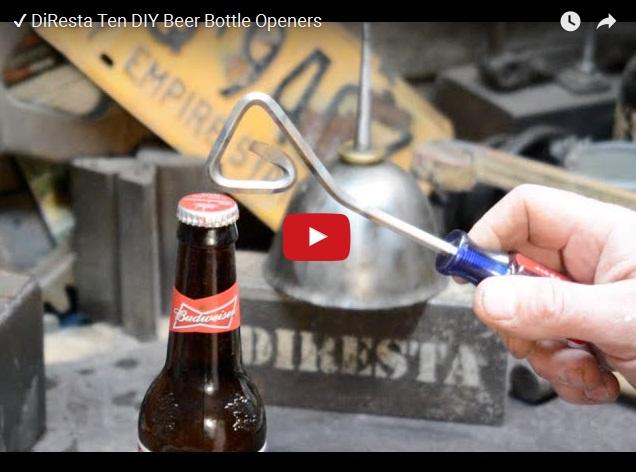 Как открыть пиво подручными средствами - советы от слесарей