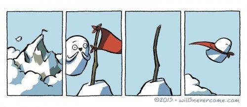 Новые комиксы. Подборка прикольных картинок