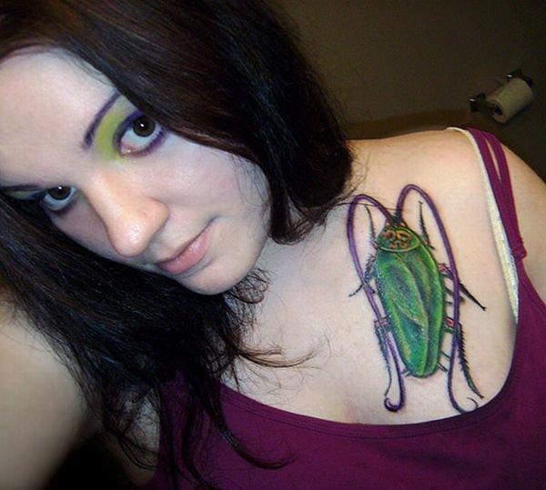 Самые нелепые татуировки. Смешная подборка фото