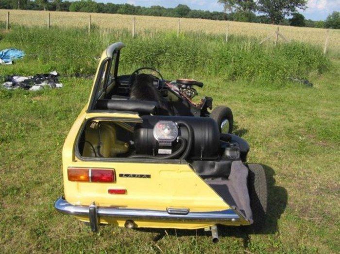 Прикольные картинки про автомобили. Смешная подборка