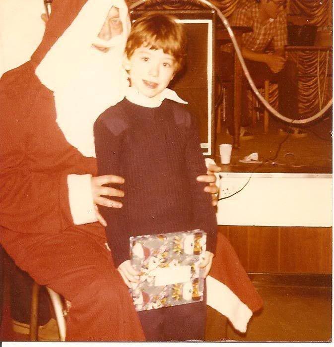 Дед Мороз уже не тот. Картинка дня