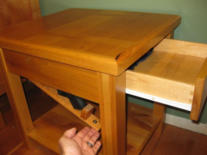 Мебель с секретом. Интересные картинки