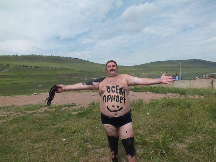 Только в России. Прикольная подборка фото