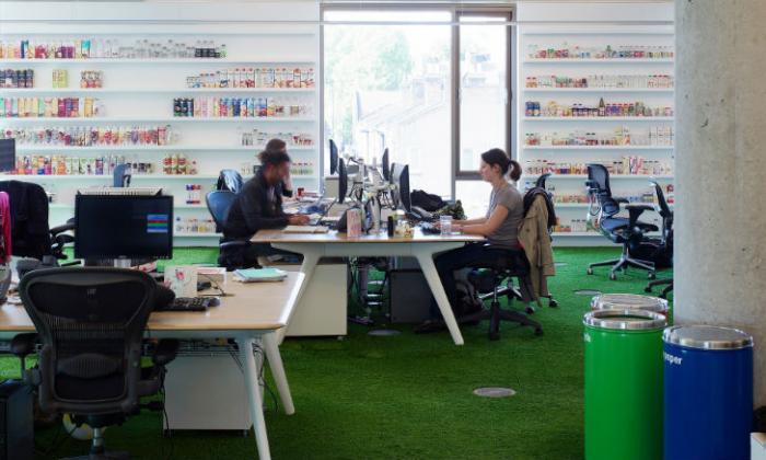 Самые прикольные офисы