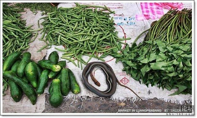 Фотографии азиатского рынка