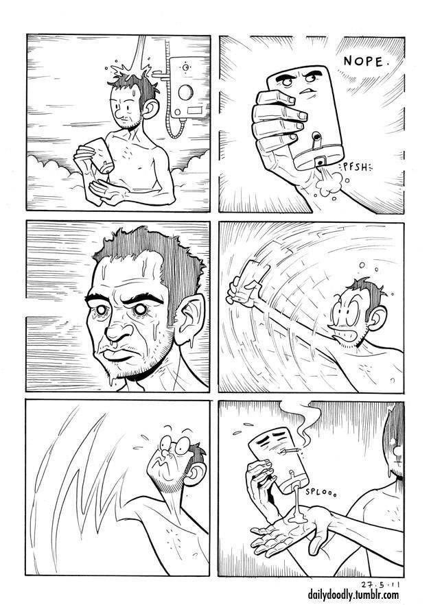 Убойная подборка прикольных комиксов