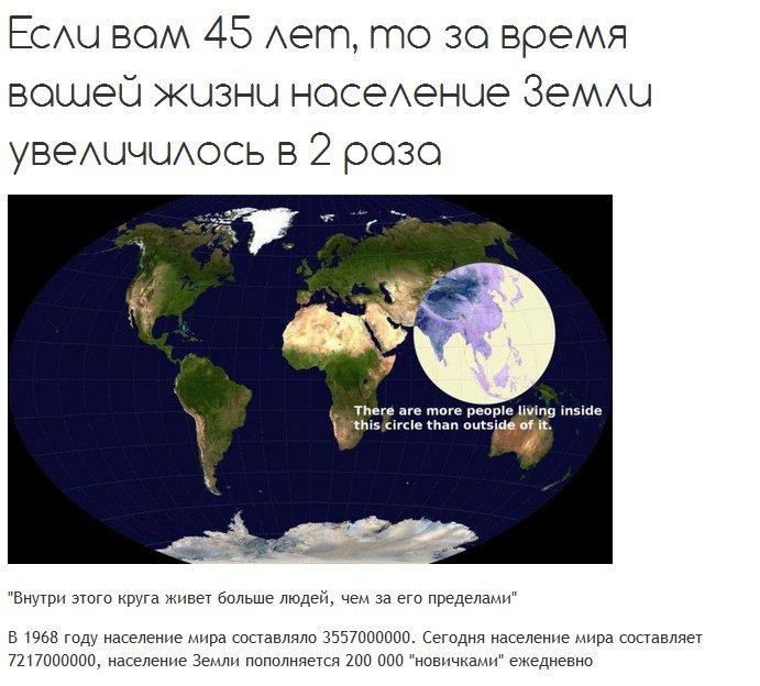 Любопытные факты в картинках