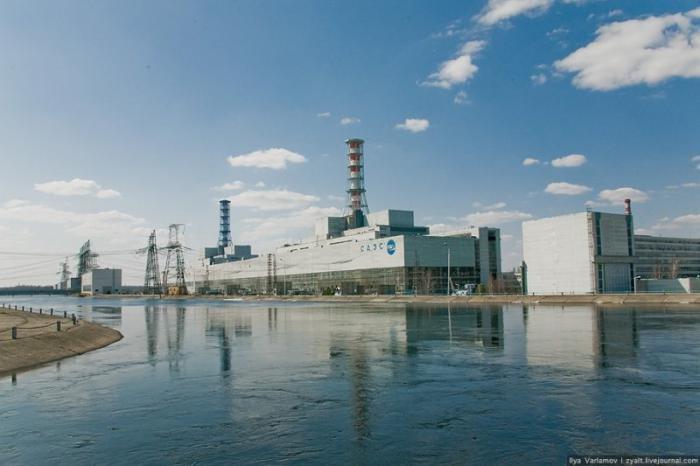 Смоленская Атомная Электростанция. Красивые фотографии