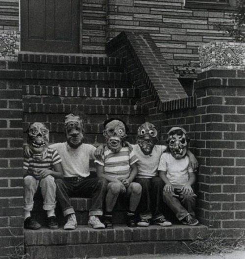 Сборник страшных фотографий. Необычная подборка