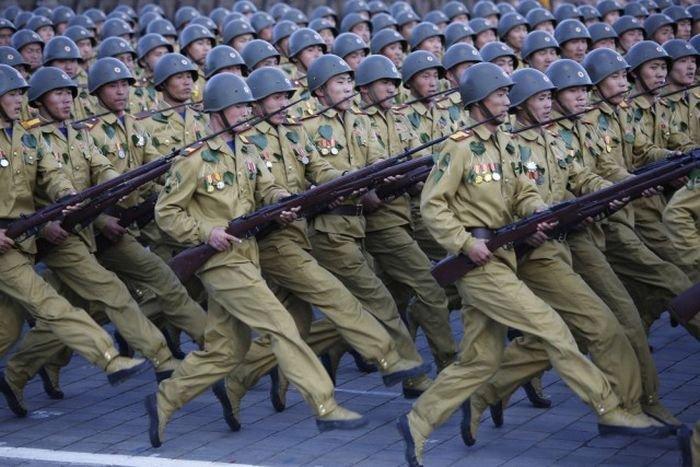 Жизнь людей в Северной Корее. Интересные фото