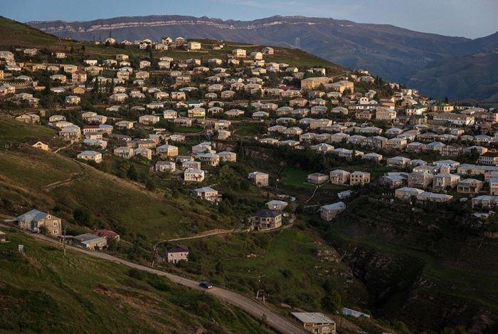 Жизнь кубачинских ремесленников. Интересные фотографии