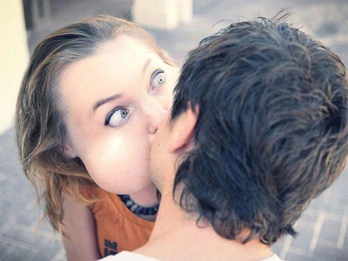 Прикольные картинки хочу целоваться