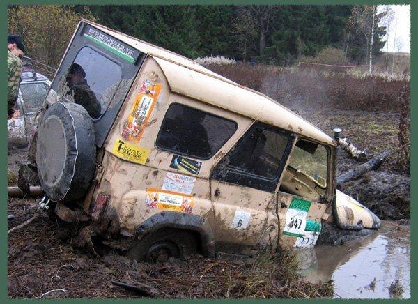 Прикольные картинки про русские дороги. Улётная подборка