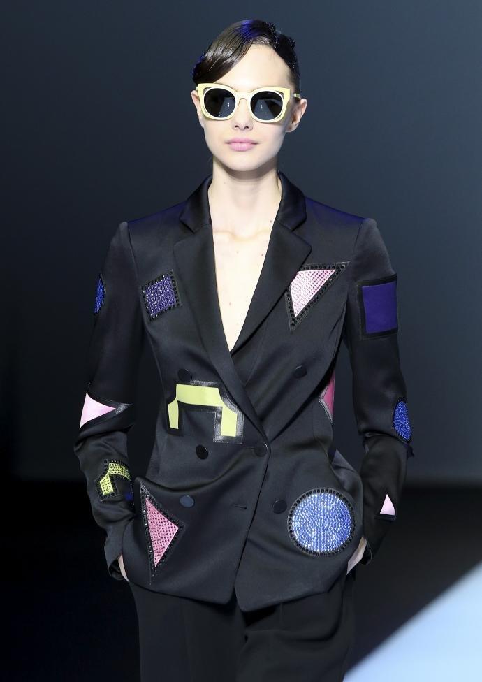 Неделя моды в Милане. Современная мода