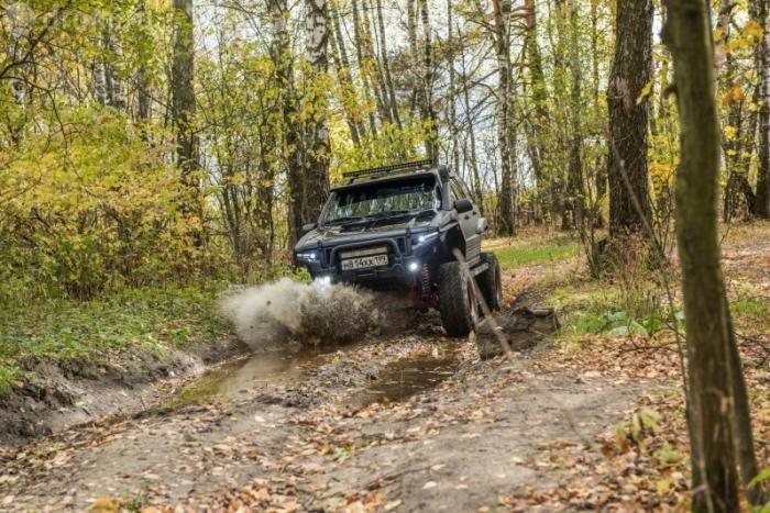 Тюннинг Jeep Grand Cherokee ZJ