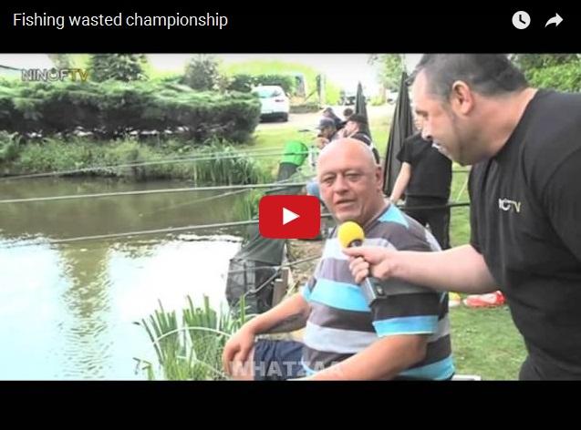 Бельгия. Чемпионат по пьяной рыбалке