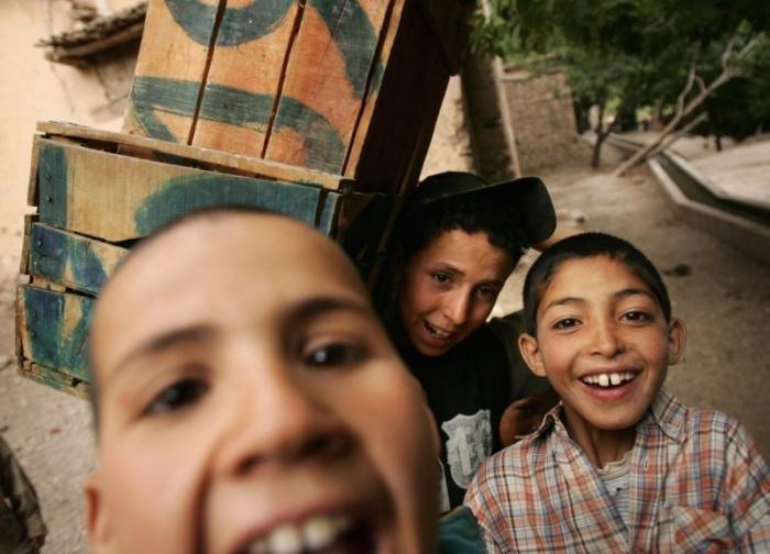 Путешествие в Марокко. Интересные снимки