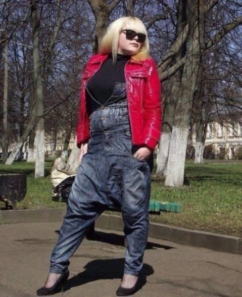 Мода из народа. Жертвы нынешней моды