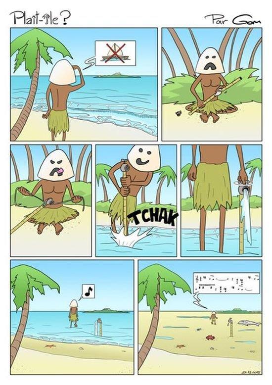 Забавные комиксы в ассортименте. Прикольная подборка