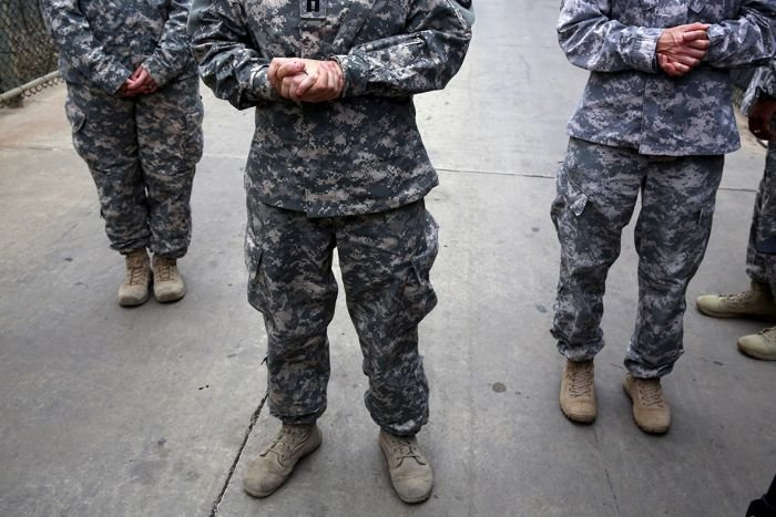 Редчайшие фото из тюрьмы Гуантанамо. Американская система наказаний