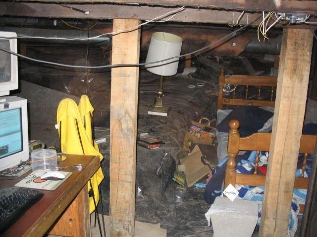 Самые ужасные квартиры. Отвратительные условия жизни