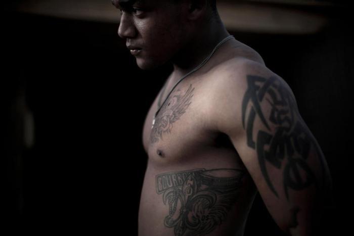 Татуировки морпехов США. Красивые картинки