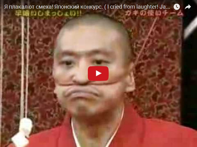 Безумные японцы отжигают в телешоу