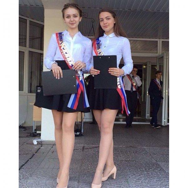 Самые красивые выпускницы 2016 года