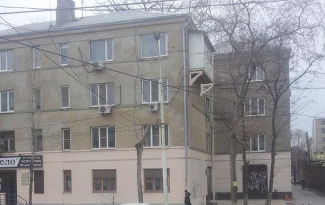 Настоящие русские балконы. Прикольные фото