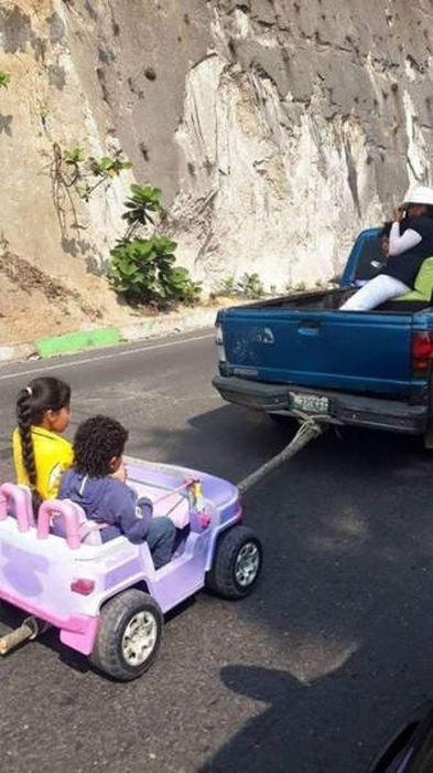 Автомобильные казусы. Эпичные фейлы