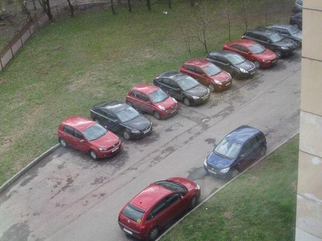 Прикольные картинки про автомобили. Весёлая подборка автоприколов
