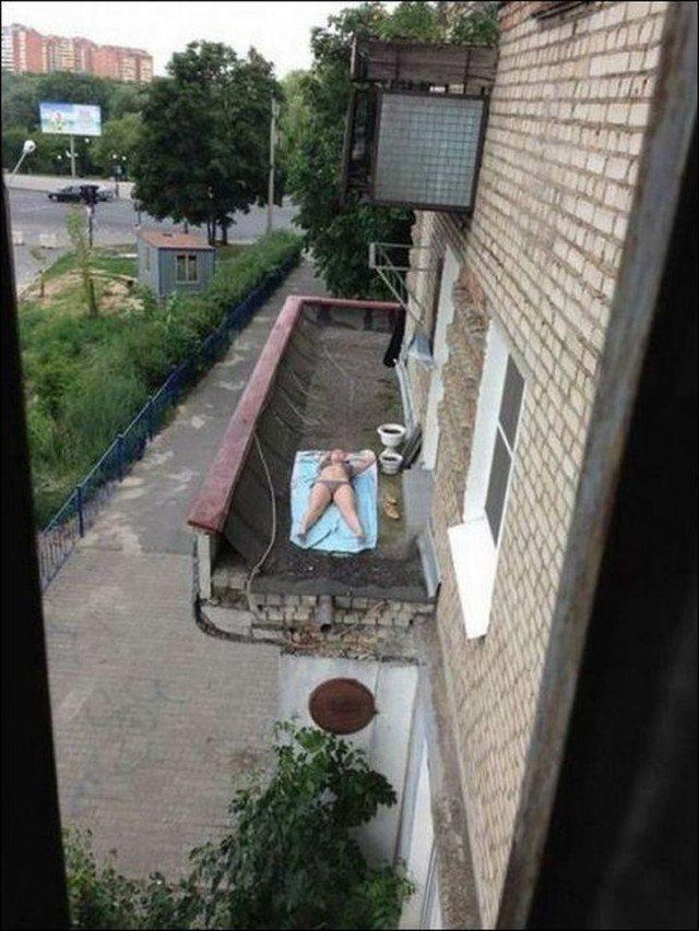 Летняя подборка прикольных фото. Лето 2016!
