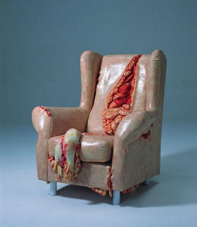 Самые странные кресла от упоротых дизайнеров