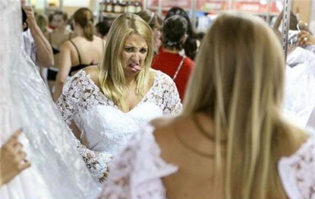 Веселые приколы со свадеб в картинках