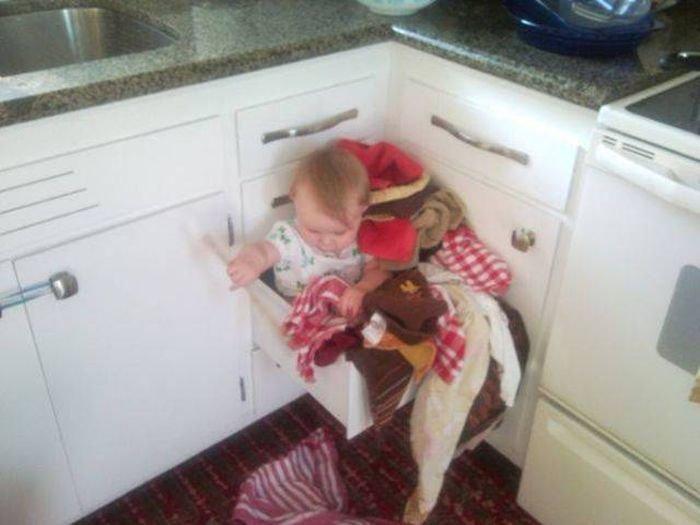 Дети-шалуны.Весёлая подборка фото