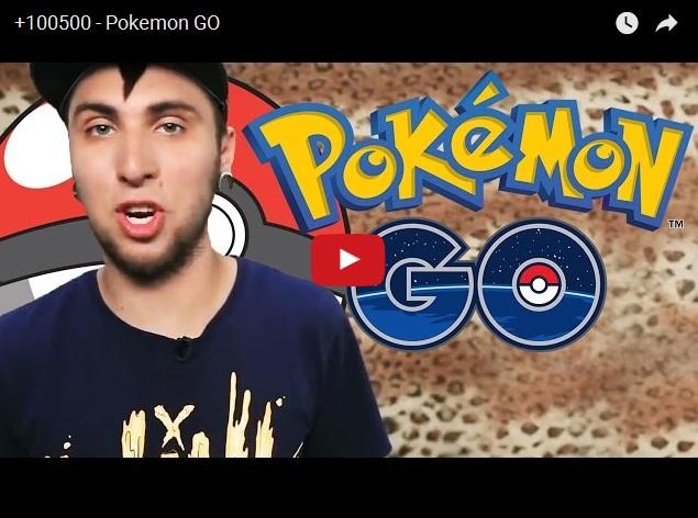 Макс +100500 про игру Pokemon GO