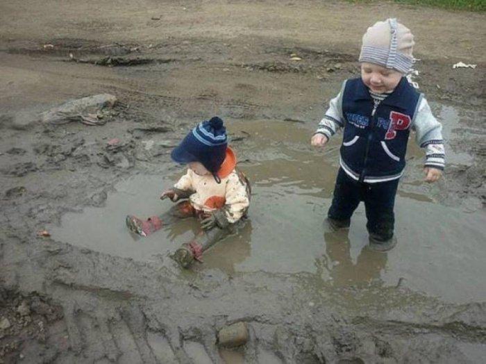 Невинные детские шалости