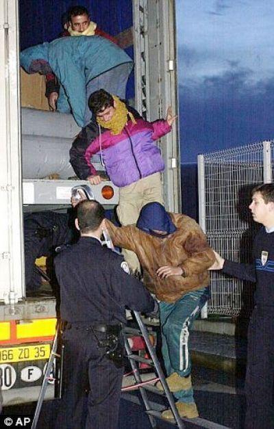 Изощренные способы перевозки нелегалов