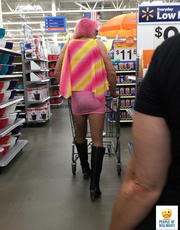 Приколы в супермаркетах и магазинах США