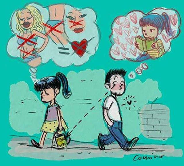 Улётные комиксы в весёлой подборке. Прикольный пост